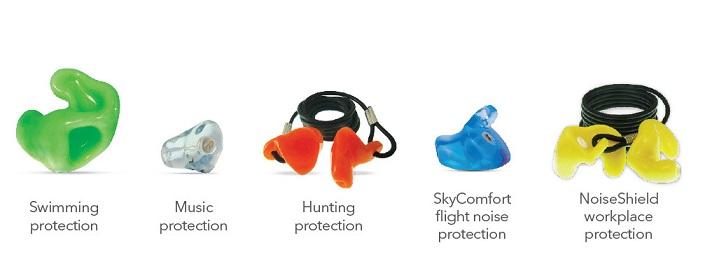 انواع قالب های محافظ1 گوش