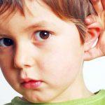 تشخیص کم شنوایی در نوزادان