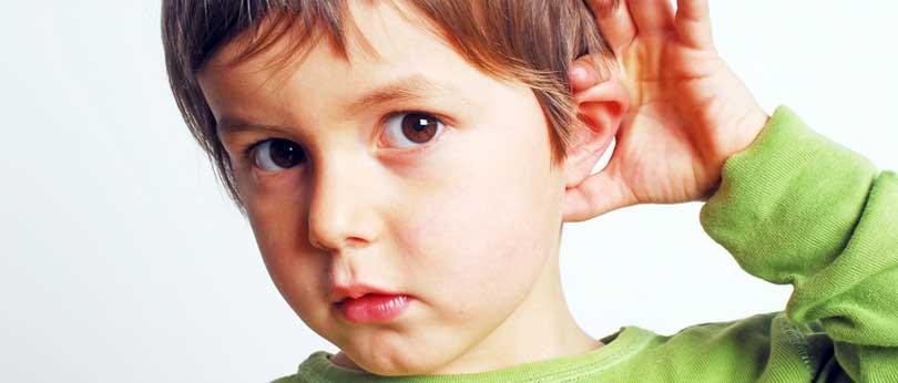 تشخیص کم شنوایی گوش در نوزادان.1