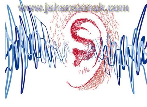 درمان دارویی کم شنوایی.1 گوش