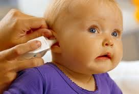مراحل شنوایی کودک