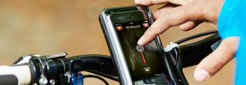 سمعک LINX ریساند مستقیما به موبایل های هوشمند متصل می شود.