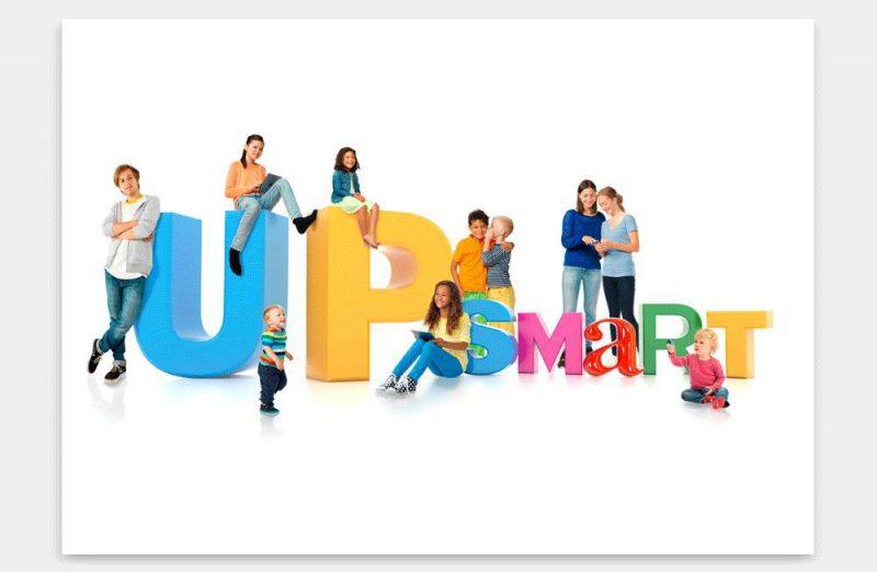 سمعک UP Smart مخصوص اطفال است.