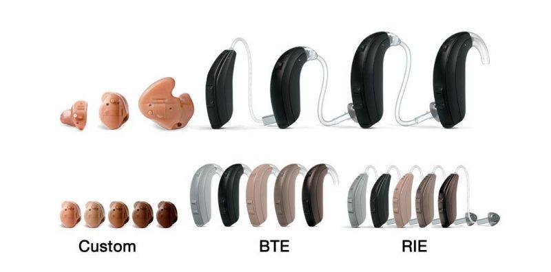 سمعک های enya ریساند در سایزها و مدل های مختلف موجود می باشد.