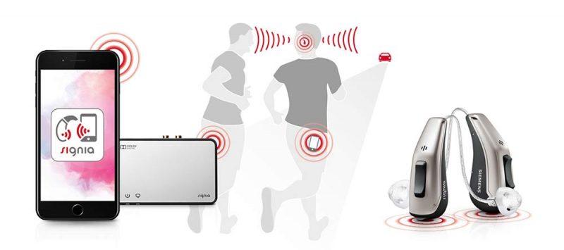 سمعک دیجیتال عملکردهای زیادی را در اختیار کاربران قرار میدهد.