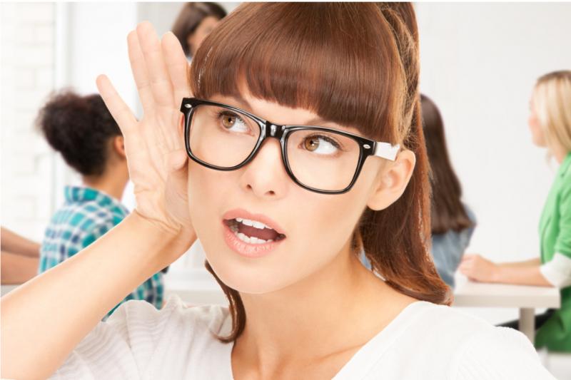 سمعک استخوانی عینکی