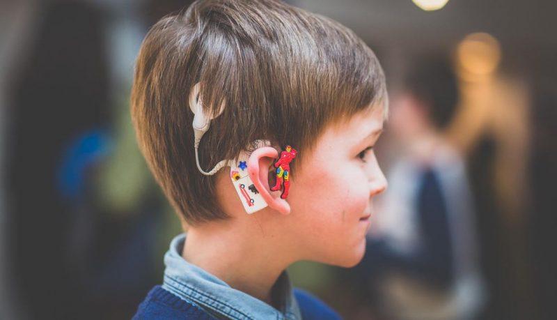 تربیت شنیداری کودکان کم شنوا