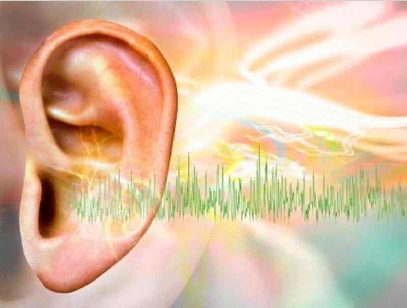 صدا درمانی در وزوز گوش
