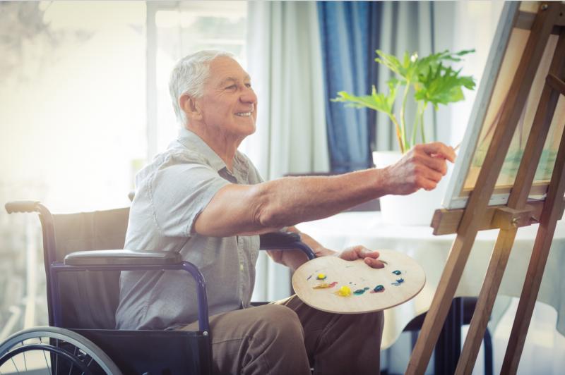 توانبخشی در سالمندان