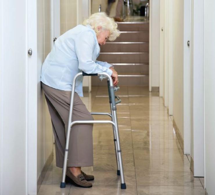 علت ضعف در سالمندان
