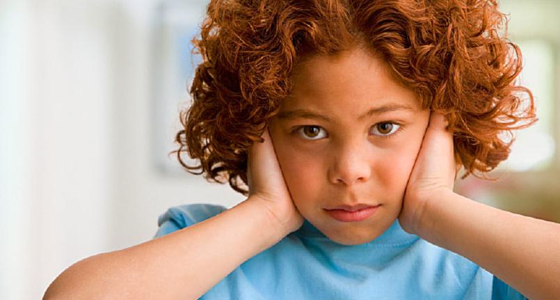 سرماخوردگی در کودکان کم شنوا