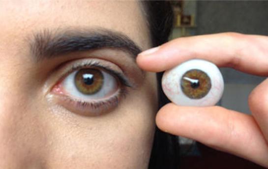 چشم مصنوعی